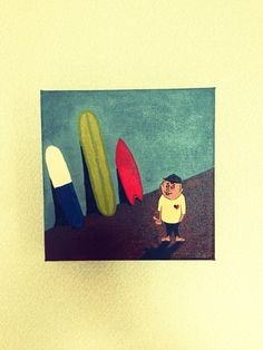 select surfboard