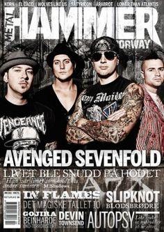 Avenged Sevenfold   http://www.avengedsevenfold.com/