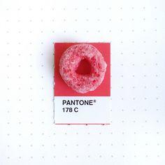 Pantone Colour Swatch Match-Up:Inka Mathew