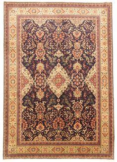 Sarug Perser Teppiche Handgeknüpft 368 x 271 cm Carpet oosters orient teppe