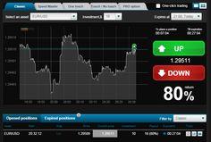 Přehled možností platfromy binárních opcí Winner Option Investing, Positivity