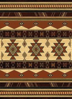 of America China Garden Collection Southwest Wind Olefin Rug—China Garden is a full collection of outstanding designs and ear. Wall Carpet, Rugs On Carpet, Red Carpet, Shag Carpet, Carpet Colors, Southwestern Area Rugs, China Garden, Desert Colors, Chevron Patterns