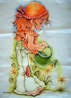 Arte * Vida: Sara Kay Jardineira