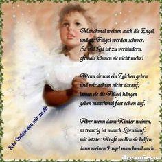 Manchmal weinen auch die Engel