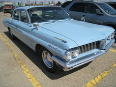 1962 Pontiac Strato Chief