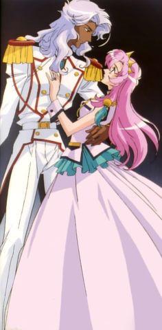 utena | Utena Tenjou (Rose Bride Version) - Revolutionary Girl Utena photo ...