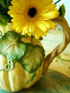 Sunflower bouquet v/Flickr.