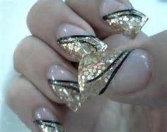 Image detail for -Nail art: Long nails designs