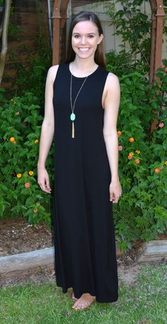 Just For You Maxi Dress from Lundy's Boutique