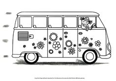 coloring pages for transportation units - photo#33