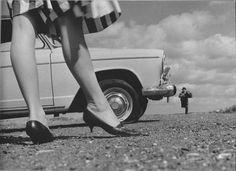 ©  Robert Doisneau -  L'attente ...
