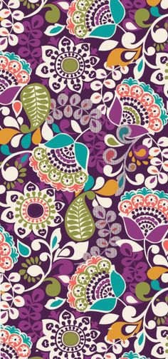 Vera Bradley Plum Crazy mother-in-law's pattern of her trifold wallet Cute Backgrounds, Cute Wallpapers, Wallpaper Backgrounds, Phone Backgrounds, Phone Wallpapers, Iphone Wallpaper Vera Bradley, Francisco Brennand, Vera Bradley Patterns, Whatsapp Wallpaper
