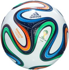 adidas Brazuca Top Replique Ballon de foot White/Night Blue F13/Multicolor Taille 5 | Your #1 Source for Sporting Goods & Outdoor Equipment