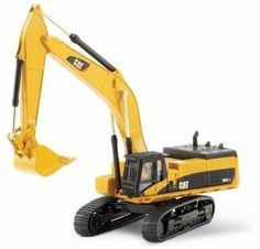 1/64 scale CAT 385C Excavator by Norscot by norscot. $52.99. 1/64 scale die cast metal: Many working features on this 385C L Hydraulic Excavator. Moveable Boom, Stick & Bucket, Rotates 360 degree's, Movable Tracks, Clear windows with Interior Cab. All of the detail you've come to expect in Norscot pieces. Ages 8 and over