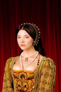 Anne Boleyn. (The Tudors) Anne Boleyn, the girl who ruled a King with the POP