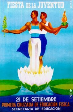 """Mundo Peronista"" en afiches y más (1946 - 1955) - Imág... en Taringa! Tinkerbell, Disney Characters, Fictional Characters, Dani, Disney Princess, World, Political Posters, Historia, Retro Advertising"