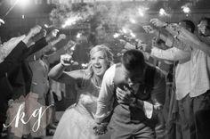 kimiegracephoto.com: Rustic chic wedding. Succulent wedding centerpieces. Firetruck wedding. Front porch wedding. Backyard wedding. Ranch wedding.