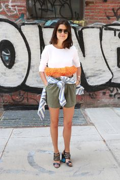 Salute Your Shorts | Man Repeller