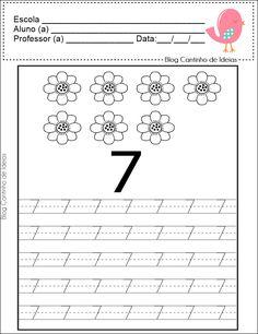 Blog sobre educação com dicas de atividades e compartilhamento de materiais. Fun Worksheets For Kids, Shapes Worksheets, Tracing Worksheets, Alphabet Worksheets, Math For Kids, Kindergarten Worksheets, Fun Math, Preschool Curriculum, Preschool Learning