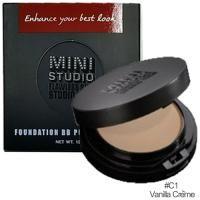 Mini Studio Foundation BB Powder SPF30 13g #C1 Vanilla Cr?me