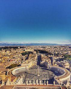 #vatican #viewfromthetop