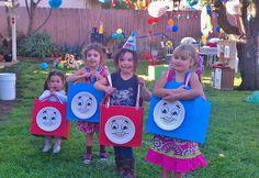 Thomas the Train Birthday Party!
