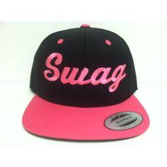 (Previous pinner): Vintage Swag Snapback Hat $28.97  ...OMG! So vintage!