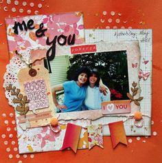 Me & You by ScrapNatya @2peasinabucket