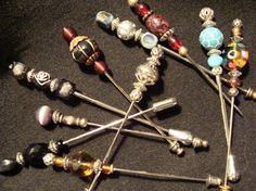 decorative stick pins