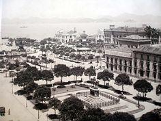 Praça XV e Paço Imperial, anos 20/30 http://www.skyscrapercity.com/showthread.php?t=1145327