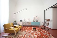 Grand Tour by UDA | http://www.yellowtrace.com.au/bari-apartment-uda-architects/