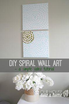 Simple and fun DIY w