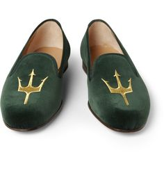 Wooton & Stubbs triton slippers-- want it, gotta have it!