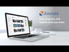 Zimilate. Outil de curation visuelle | Les outils de la veille