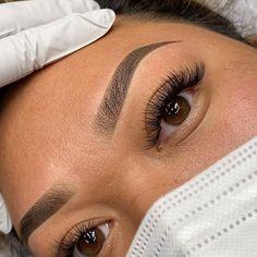 Mircoblading Eyebrows, Eye Brows, Eyeliner, Eyeshadow, Makeup Goals, Makeup Inspo, Beauty Secrets, Beauty Hacks, Perfect Eyelashes