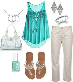 Summer Fashion For O