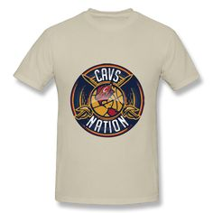Cavs Nation Logo T-shirt Tshirt Tee Male Natural Large. Material:100%cotton,comfortable To Wear. Delivery:7-15 Business Days By USPS. We Print Our Shirts Using Dye-sublimation Or Digital Direct Injection. A Variety Of Sizes To Choose.