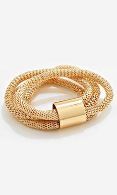 Tobbi Bracelet in Gold
