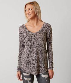 eb3da124d White Crow The Leopard T-Shirt - Women's T-Shirts in Cloudburst   Buckle