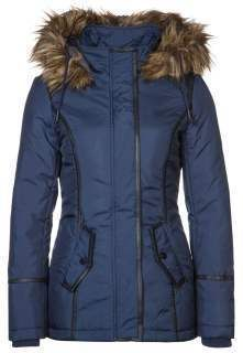 Only Parka Azul abrigos y chaquetas Parka Otoño Only ocacion mujer moda juvenil Invierno estlo azul Noe.Moda