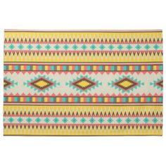 aztec tribal pattern
