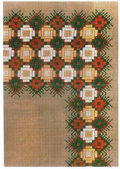 . Bargello Patterns, Bargello Needlepoint, Needlepoint Stitches, Needlework, Cross Stitch Borders, Cross Stitch Samplers, Cross Stitching, Cross Stitch Patterns, Hardanger Embroidery