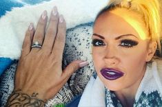 Jodie Marsh shocks us by going for glamorous and tasteful in her engagement and wedding ring choice.... At JQS Wedding Rings, we sell lots of diamond set wedding bands, which fit really well with the traditional solitaire engagement stoned ring.....