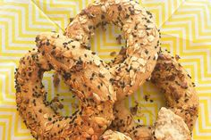 Turkish Tea, Tea Time Snacks, Bagel, Bread, Food, Recipe, Brot, Essen, Recipes