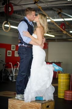 Crossfit post wedding