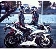 Couples that ride together, stay together...unless you ride faster than your significant other =P