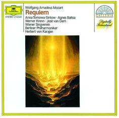 Mozart Requiem Berliner Philharmoniker  Herbert von Karajan