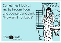 #quote #beauty #hair #ha #bathroom #hairproblems
