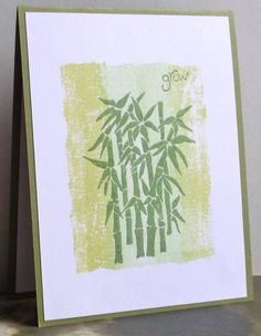 TLC373 Grow by tessaduck - Cards and Paper Crafts at Splitcoaststampers