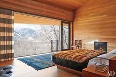HUGE window in bedroom. Yes please!